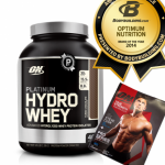ON-OPTIMUM Platinum Hydro Whey (Hydrolyzed Whey Isolated) 3.5Lbs