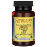 Swanson Ultra Maximum-Strength AHCC Active Hexose Correlated Compound 500 mg / 60 Veg Caps