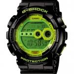 นาฬิกา คาสิโอ Casio G-Shock Standard Digital รุ่น GD-100SC-1DR สินค้าใหม่ ของแท้ ราคาถูก พร้อมใบรับประกัน