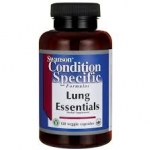 Swanson Condition Specific Formulas Lung Essentials /120 Veg Caps