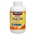Kirkland Signature™ Fish Oil 1000mg / 400 Softgels