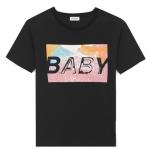 เสื้อยืด Baby Saint Laurent T Shirt แฟชั่น G-Dragon สินค้ามีป้ายแท็ก