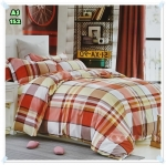 ผ้าปูที่นอนสไตล์โมเดิร์น เกรด A ขนาด 5 ฟุต(5ชิ้น)[AS-152]