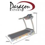 ลู่วิ่งไฟฟ้าระยอง : Paragon PT9533 - 2.5 HP (AC)
