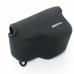 Case กล้อง NEOPINE สีดำ สำหรับกล้อง SONY NEX ที่ใช้เลนส์ 16-50 f3.5-5.6 OSS