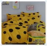 ผ้าปูที่นอนสไตล์โมเดิร์น เกรด A ขนาด 3.5 ฟุต(3 ชิ้น)[AS-148]