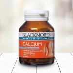 Blackmores Calcium แบลคมอร์ส แคลเซี่ยม บรรจุ 60 เม็ด