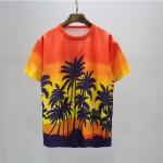 เสื้อ SAINT LAURENT PARIS HAWAII แบบ G-DRAGON ไซส์ S
