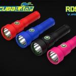 ไฟฉายดำน้ำ Scubalamp RD90 Dive Light 1200 Lumens