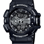 นาฬิกา คาสิโอ Casio G-Shock Limited Models Garish Black&Silver Series รุ่น GA-400GB-1A สินค้าใหม่ ของแท้ ราคาถูก พร้อมใบรับประกัน