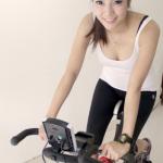 Clip VDO แนะนำจักรยานออกกำลังกาย spin bike 8705