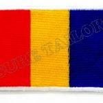 อาร์มปักธงโรมาเนีย