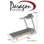 ลู่วิ่งไฟฟ้าระยอง : Paragon PT9531 - 2.5 HP
