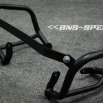 แคชบาร์กันเครื่อง Honda CB650F