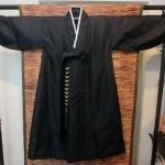 Hanbok Man (DURUMAGI) ฮันบกชายผ้าไหมเกาหลีสีดำ