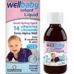 Vitabiotics Wellbaby Multi-vitamin Liquid 150 ml.