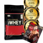 ON-OPTIMUM Whey Gold Standard 10 Lb