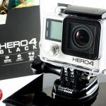แกะกล่อง GoPro Hero4 Black ลองมาดูว่ามีอะไรมาให้บ้าง ข้างในเป็นอย่างไร