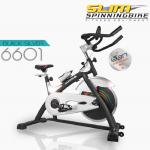 จักรยานออกกําลังกาย Spin Bike:6601 สี Black Silver
