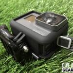 Telesin Frame ของกล้อง GoPro Hero5,Hero6 Black สามารถเปิดฝาข้างชาร์จได้