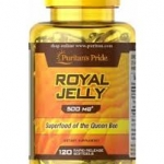 Puritan's Pride Royal Jelly 500 mg / 120 Softgels