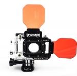 วิธีการประกอบ Flip3.1 Side Flip + Red Filter เข้ากับ กล้อง GoPro Hero4