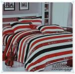 ผ้าปูที่นอนสไตล์โมเดิร์น เกรด A ขนาด 5 ฟุต(5ชิ้น)[AS-141]