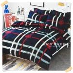 ผ้าปูที่นอน 3.5 ฟุต(3 ชิ้น) เกรดพรีเมี่ยม[P-55]
