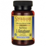 Swanson Ultra High Potency L-Glutathione 200 mg / 60 Veg Caps