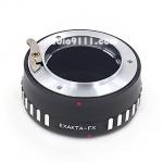 อแดปเตอร์แปลงท้ายเลนส์ EXAKTA ใช้กับกล้อง FUJI X