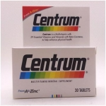 Centrum Multi Vitamins วิตามินรวม ขนาด 100 แคปซูล