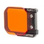 ทดสอบ Red Filter สำหรับกล้อง GoPro อุปกรณ์เสริม Flip3.1 Dive Filter (20-50 feet)