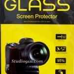 กระจกนิรภัยกันรอยจอ LCD สำหรับกล้อง Fuji X-PRO1