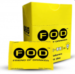 FOD อาหารเสริมบำรุงตับ ลดอาการเมา แก้แฮงค์ แก้เมา เป่าไม่ขึ้น ราคาถูกพิเศษ กล่องใหญ่ มี 5 ซอง