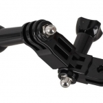 1070 - Three-way Adjustable Pivot Arm สำหรับกล้อง GoPro Hero, SJ4000, SJ5000