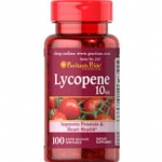 Puritan's Pride Lycopene 10 mg / 100 Softgels