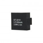 950mAh Li-ion Battery For GitUp GitUp1/Gitup2