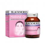 Blackmores Radiance Marine Q10 (โปรตีนสกัดจากปลาทะเลผสมโคเอนไซน์คิวเทน) บรรจุ 60 แคปซูล