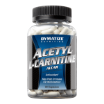 Dymatize Acetyl L-Carnitine 90 CAPSULES เสริมการดูดซึม เหนือ L-CARNITINE ทั่วไป