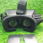 กล่องแว่นตา 3D เสมือนจริง สีดำ