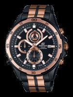 นาฬิกา คาสิโอ Casio Edifice Chronograph รุ่น EFR-547BKG-1AV สินค้าใหม่ ของแท้ ราคาถูก พร้อมใบรับประกัน