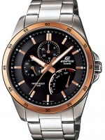 นาฬิกา คาสิโอ Casio Edifice Multi-hand รุ่น EF-341D-5AV สินค้าใหม่ ของแท้ ราคาถูก พร้อมใบรับประกัน