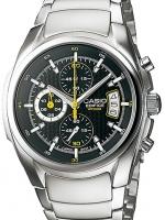 นาฬิกา คาสิโอ Casio Edifice Chronograph รุ่น EF-512D-1AV สินค้าใหม่ ของแท้ ราคาถูก พร้อมใบรับประกัน
