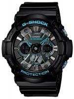 นาฬิกา คาสิโอ Casio G-Shock Limited Models Black & Blue Series รุ่น GA-201BA-1A สินค้าใหม่ ของแท้ ราคาถูก พร้อมใบรับประกัน
