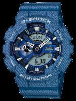 นาฬิกา คาสิโอ Casio G-Shock Limited Models Denim color Series รุ่น GA-110DC-2A สินค้าใหม่ ของแท้ ราคาถูก พร้อมใบรับประกัน