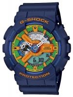 นาฬิกา คาสิโอ Casio G-Shock Standard Analog-Digital รุ่น GA-110FC-2A สินค้าใหม่ ของแท้ ราคาถูก พร้อมใบรับประกัน