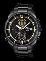 นาฬิกา คาสิโอ Casio Edifice Chronograph รุ่น EFR-533BK-1A9V สินค้าใหม่ ของแท้ ราคาถูก พร้อมใบรับประกัน