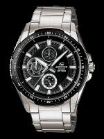 นาฬิกา คาสิโอ Casio Edifice Multi-hand รุ่น EF-336DB-1A1V สินค้าใหม่ ของแท้ ราคาถูก พร้อมใบรับประกัน