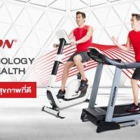 ลู่วิ่งไฟฟ้า Treadmill เครื่องออกกำลังกาย