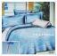 ผ้าปูที่นอนเกรด A ขนาด 6 ฟุต(5 ชิ้น)[AS-197] thumbnail 1